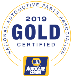 napa 2019 gold certified